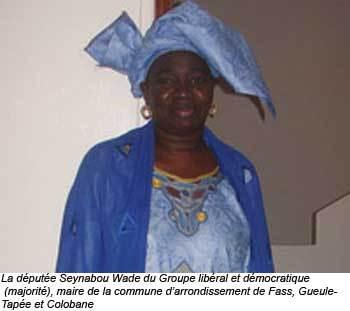 Echauffourées à Colobane : le maire Seynabou Wade entendue par la police