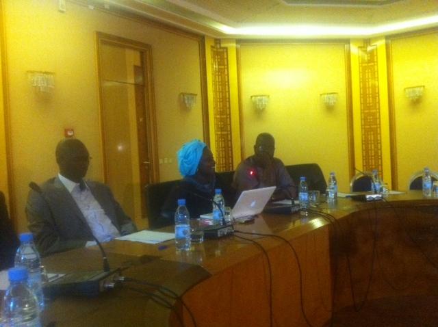 """""""Les facteurs de violence électorale sont affermis"""", selon Ismaïla Madior Fall"""