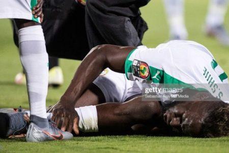 Équipe nationale : Salif Sané out pour 15 jours