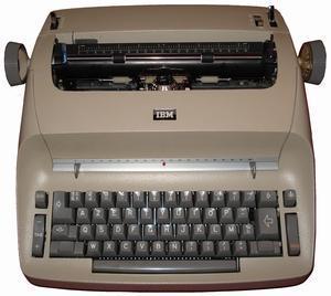 Vers le remplacement des machines à écrire des gendarmes (ministre)