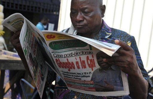 Côte d'Ivoire: l'ancien président Gbagbo pour la première fois devant la CPI