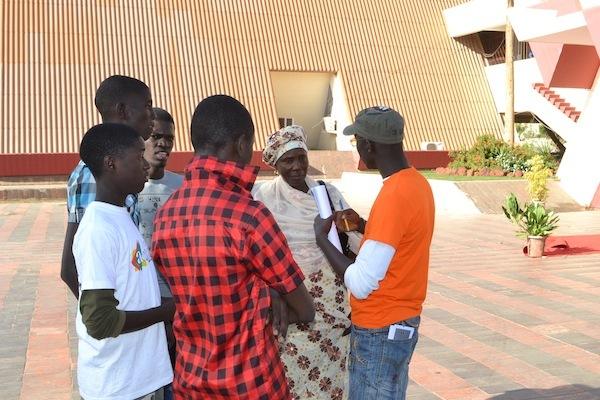 Les jeunes de Rewmi investissent la foire de Dakar et présentent le projet d'Idrissa Seck (PHOTOS)