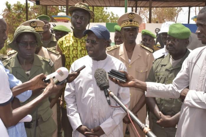 Agression de « Niokolo Koba » : Abdou Karim Sall pour des moyens de contrôle supplémentaire pour protéger le parc