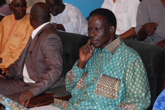 Souleymane Ndéné Ndiaye sur la candidature d'Ibrahima Fall: «Je ne peux pas comprendre que des personnes attendent leur retraite pour descendre sur la scène politique.»