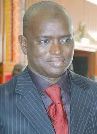 Latif Coulibaly, prêt à décendre dans la rue