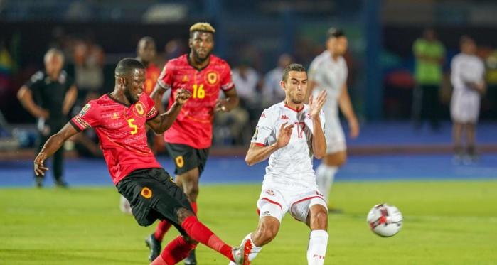CAN 2019 / Groupe E : L'Angola tient tête à la Tunisie (1-1)