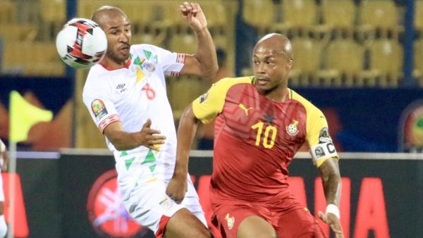 CAN 2019 : Le Ghana tenu en échec par le Bénin (2-2)