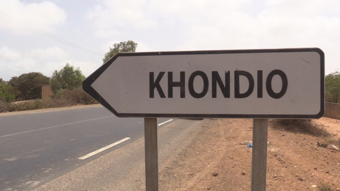 Khondio (Darou Khoudoss) : Des produits chimiques des ICS déversés dans la mer dégradent l'écosystème et exposent la vie des populations.