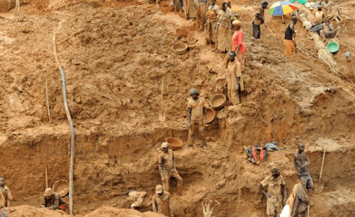Kédougou / Exploitation illégale de l'or : Après le parc, un autre réseau démantelé à Saraya.