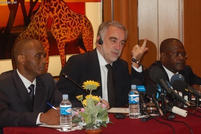Djè Noel, substitut du procureur d'Abidjan, répond aux mensonges de Gbagbo