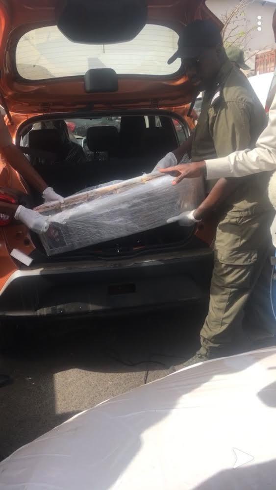 Port de Dakar : Saisie historique de cocaïne opérée par la Douane