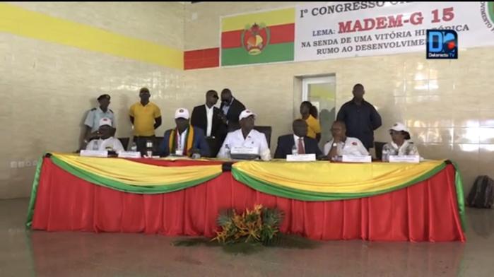 Sortie musclée du leader du PAIGC contre les présidents de la Guinée Bissau et du Sénégal : Le Madem G15 descend en flammes Domingos Simoes Pereira