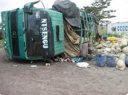 Trop d'accidents en Afrique