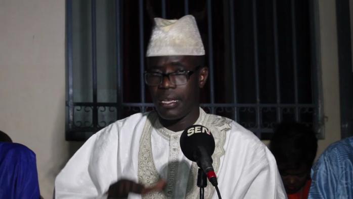 (TOUBA) IMAM SERIGNE CHEIKH SALL : '' Jurer sur le Coran est un acte bien musulman... Prétendre le contraire est salafiste et contraire aux enseignements de l'islam '''