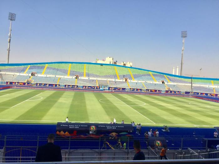 2e J Groupe C : Sénégal-Algérie se déroulera sous une chaleur lourde et accablante
