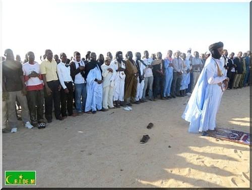 Le massacre des militaires noirs mauritaniens déterré à Inal