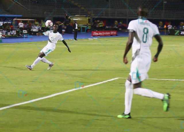 Sénégal-Algérie : 0-0 à la mi-temps !