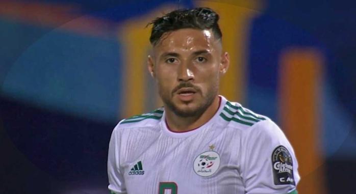 CAN 2019 : L'Algérie mène par 1 but à 0 contre le Sénégal