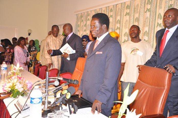 Le candidat Ibrahima Fall décline 111 propositions le 8 décembre