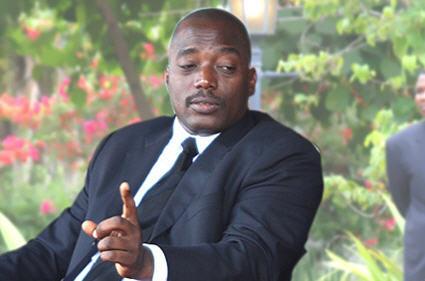 Kabila nettement devant Tshisekedi