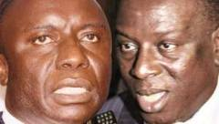 Trésor de guerre d'Idrissa Seck et de Gadio pour 2012
