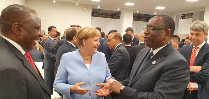 Japon : Le Président Macky Sall prend part au Sommet du G20 à Osaka.