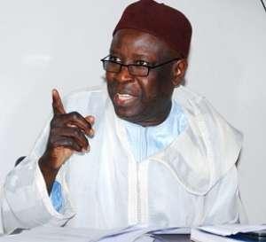 Serigne Mansour Sy Jamil veut un homme d'Etat sérieux à la  tête du Sénégal et non un homme de détail