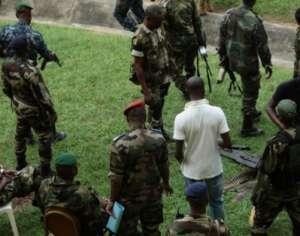 Robert Sagna, leader de RDS: «Le MFDC est super armé.»
