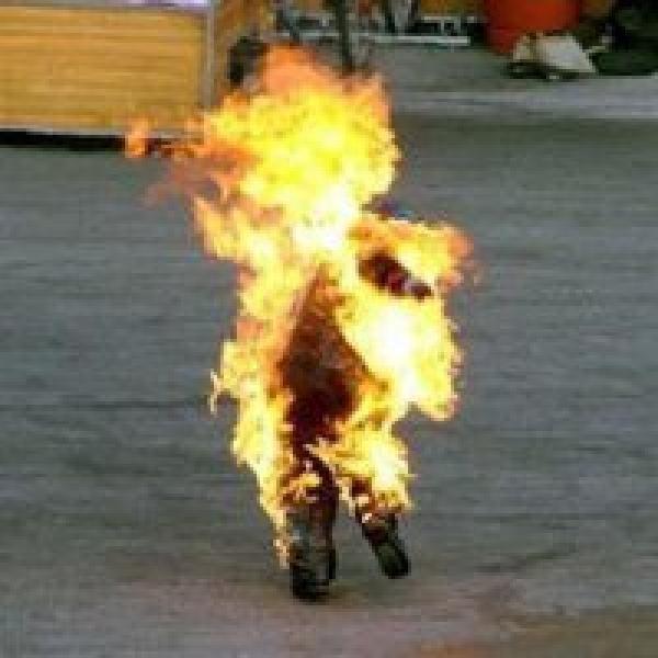 Brûlée au troisième degré par un fuyard, Aby Ly succombe à ses blessures.