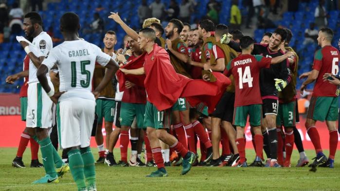 CAN 2019 : Le Maroc remporte le choc contre la côte d'Ivoire (1-0) et rejoint les huitièmes