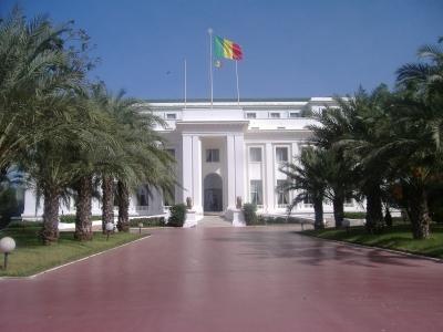 Circulez: la République joue !  (Amadou Fall)