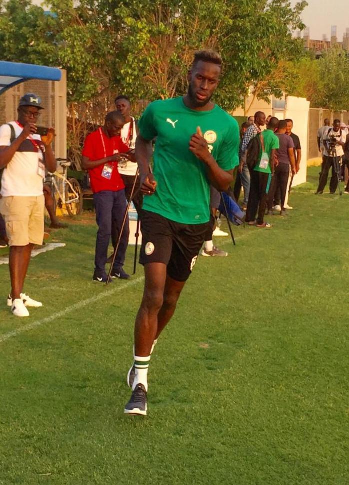 Equipe nationale : Salif Sané a repris l'entraînement avec des tours de terrain.
