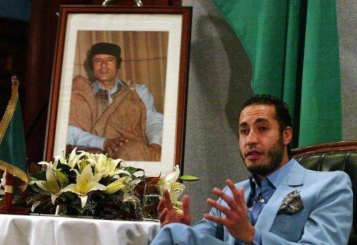 Saadi Kadhafi et sa famille ont tenté de fuir au Mexique