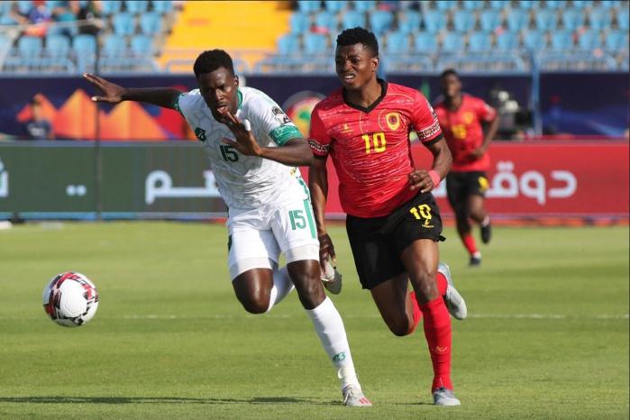 CAN 2019 : La Mauritanie et L'Angola se quittent sur décevant nul (0-0)