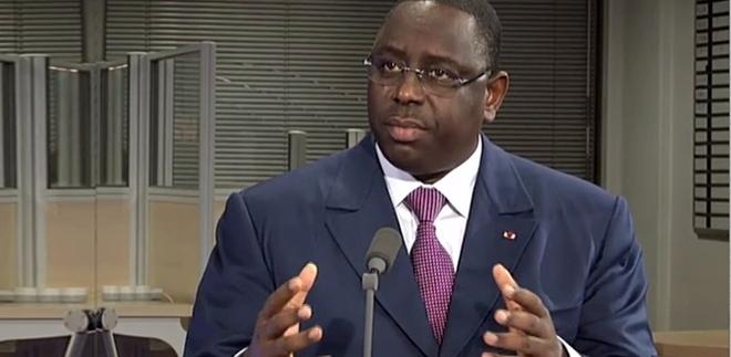 Entretien de Macky Sall avec Jeune Afrique.