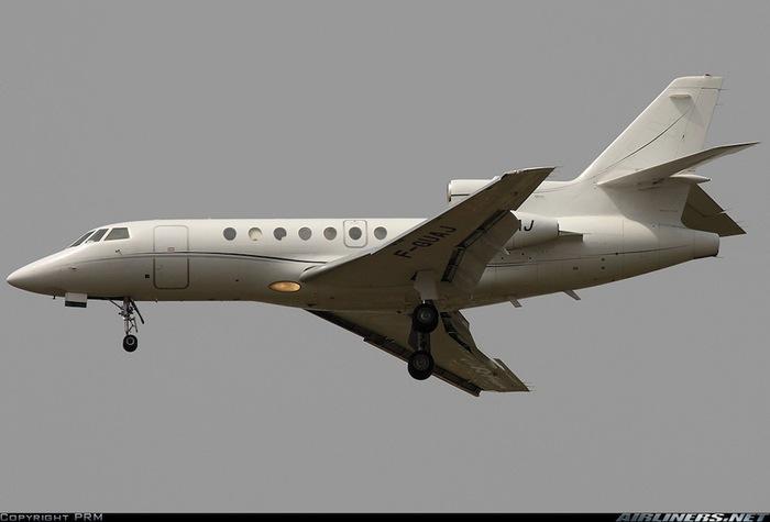 Le Falcon 50 qui promène Karim Wade vole dans le brouillard le plus total (Par Cheikh Yérim Seck).
