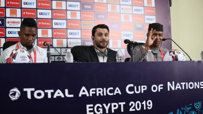 CAN 2019 : Les légendes El Hadji Diouf, Samuel Eto'o, Ahmed Hassan et Cie saluent la bonne organisation