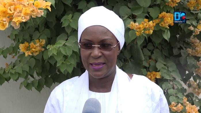 Élections locales / Amsatou Sow Sidibé : «On ne peut pas demander une caution à un parti que ne sera pas retenu»