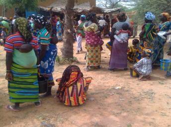 Le Sahel en situation d'insécurité alimentaire