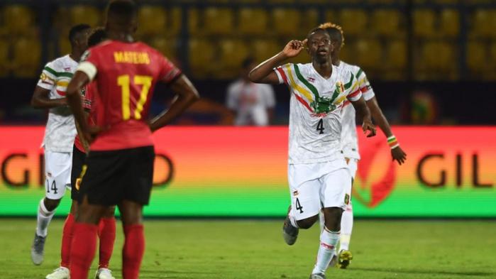CAN 2019 : Le Mali assure sa première place face à l'Angola (1-0), et tombe sur la Côte d'Ivoire en huitièmes.