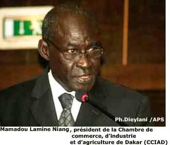 Election du président de la Chambre de commerce de Dakar: Ibrahima Diagne gagne la bataille judiciaire contre Mamadou Lamine Niang