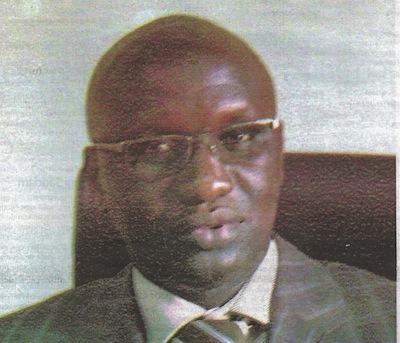 Mouhamed Doudou Nguirane, le gestionnaire du Cadastre, incarcéré.