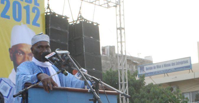 Présidentielle 2012: les transporteurs ont choisi leur candidat.