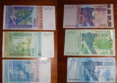 Déclin de l'euro = dévaluation du franc cfa ?  (Jean-Paul Pougala)