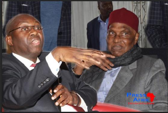 Affaire Pétrotim : Mamadou Lamine Diallo chez Me Wade