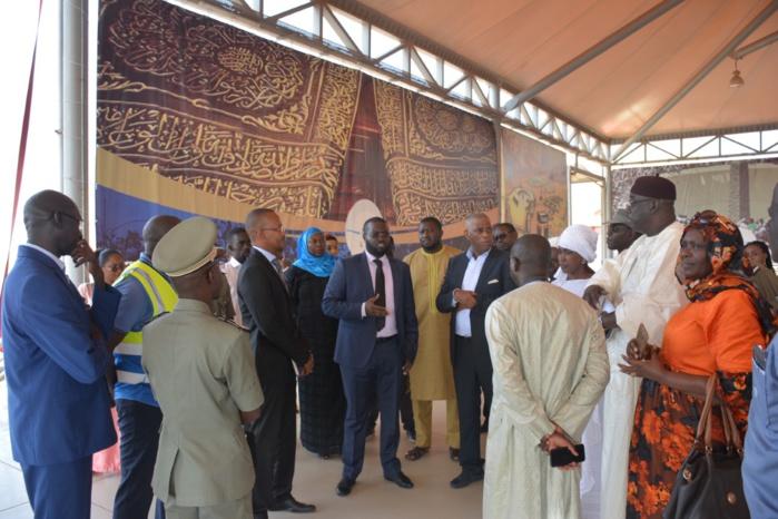 Pèlerinage à la Mecque 2019 : Synergie d'actions à l'aéroport Dakar Blaise Diagne pour une bonne organisation…