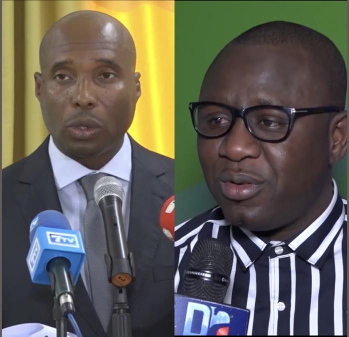 Badara Gadiaga de Rewmi tire sur Barthélémy Dias : « Il a dit que ceux qui étaient au dialogue national sont des lâches, pourtant son père était au premier rang. Barth n'est pas préoccupé par Khalifa, mais il veut lui succéder à la mairie de Dakar.»