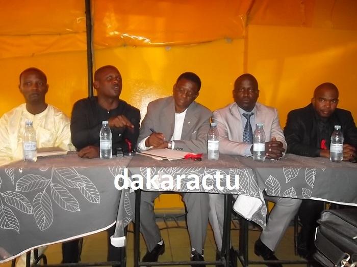 Bataille rangée entre libéraux de Kolda: La fronde anti-Bécaye déménage à Dakar  (PHOTOS)