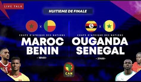 CAN 2019 /  Début des huitièmes de finale : Le Maroc face aux « Écureuils », l'Ouganda défie le Sénégal