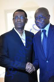 Youssou Ndour et Bara Tall signent un pacte d'alliance